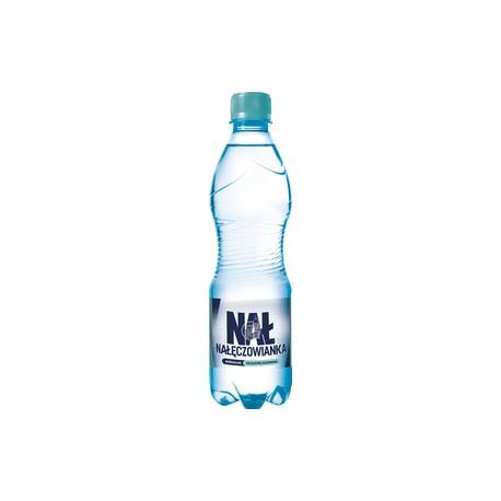 Woda Nałęczowianka 0,5l Delikatnie Gaz