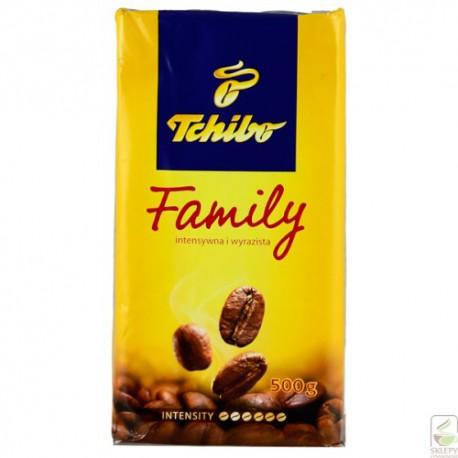 Tchibo Family 500g Kawa Mielona