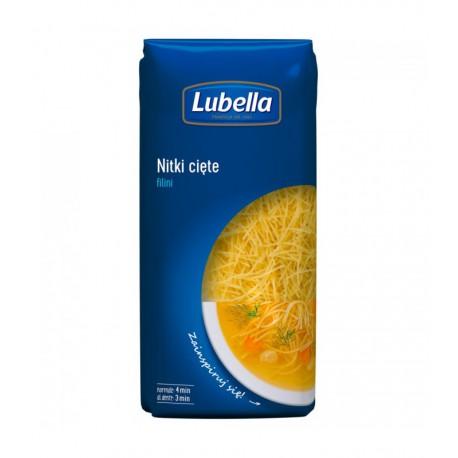 Lubella Nitka Cięta 500g Makaron