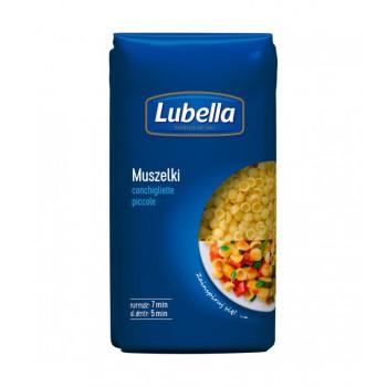 Lubella Muszelki Małe 500g...