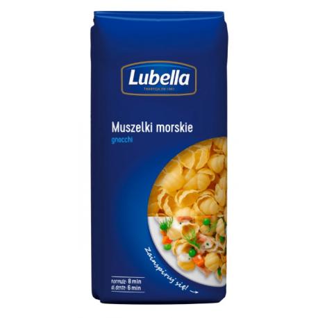Lubella Muszelki Morskie 400g Makaron