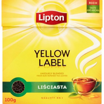 Lipton Yellow Label 100g...