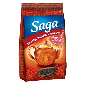Saga granulowana 90g Herbata