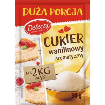 Cukier Waniliowy 30g Delecta