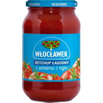 Ketchup 970g Włocławek Łagodny
