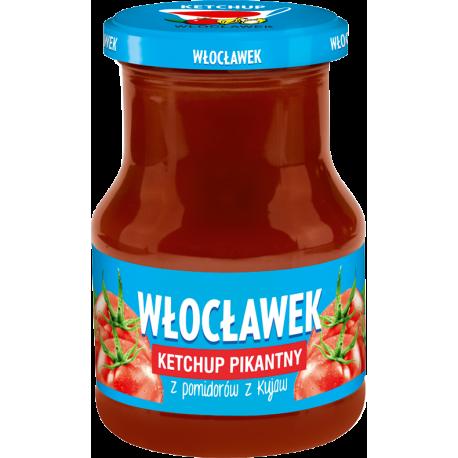 Ketchup 380g Włocławek Pikantny